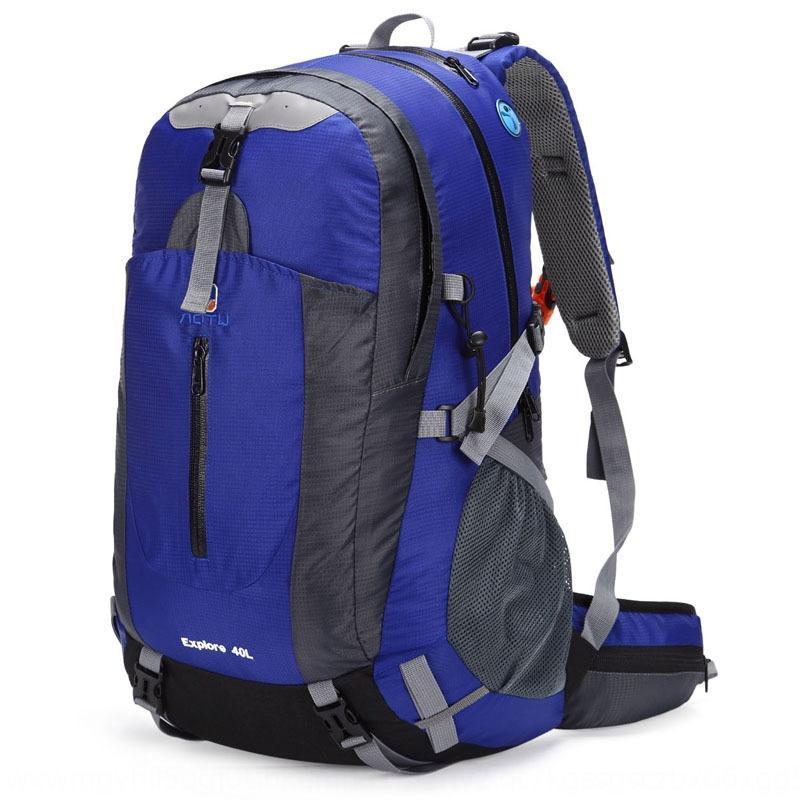 Extérieur Voyage sac pour hommes sac alpinisme Voyage d'alpinisme et les femmes sac à dos ordinateur sac à dos de camping de AT6907