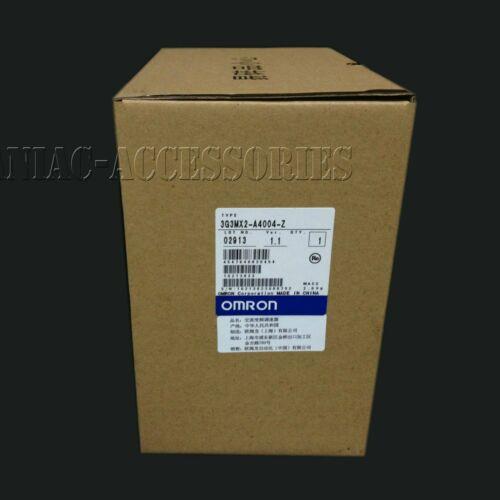 1PCS New Omron 3G3MX2-A4004-Z 0.4KW 400V Inverter One year warranty