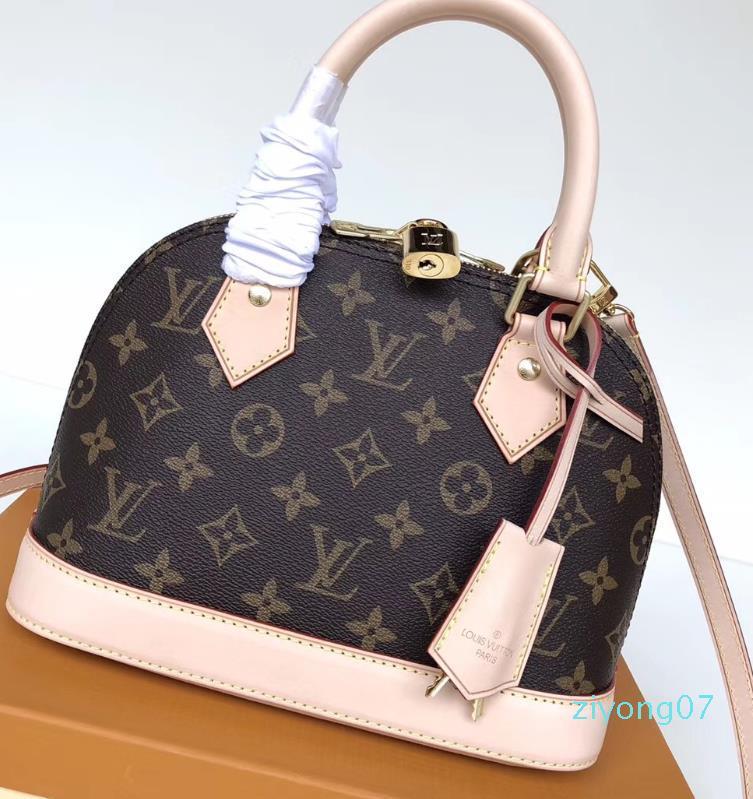 A35 alto qulity Designers classici delle donne borse delle signore fiore composito sacchetti di spalla tote di cuoio frizione borsa femminile con portafoglio Z07