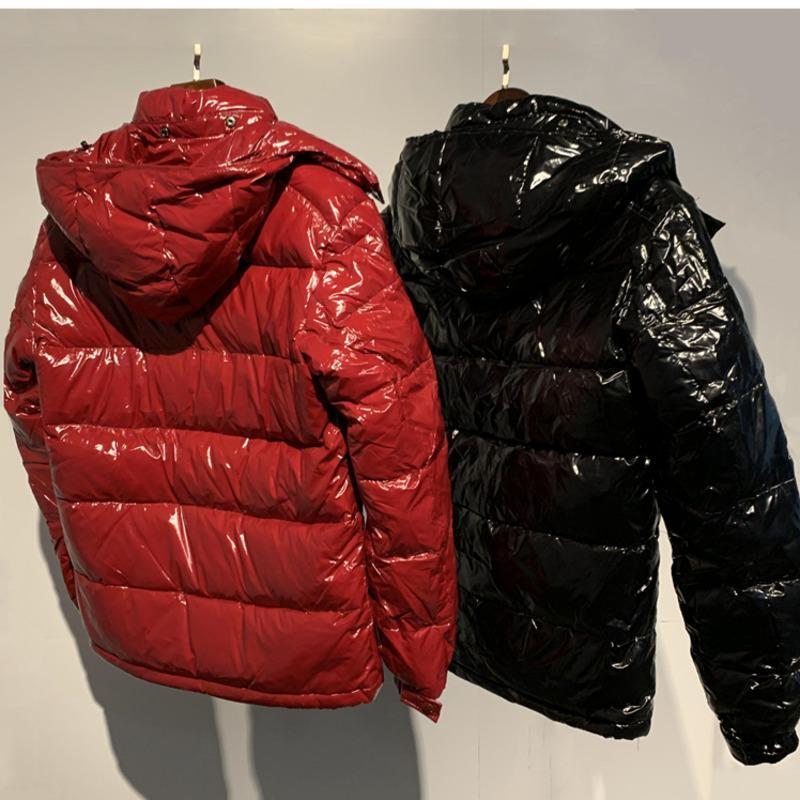 Hommes Veste d'hiver Femmes Down Jacket doudoune Manteaux d'hiver de qualité supérieure Casual extérieur chaud plume Outwear manteau hommes Thicken FashionV