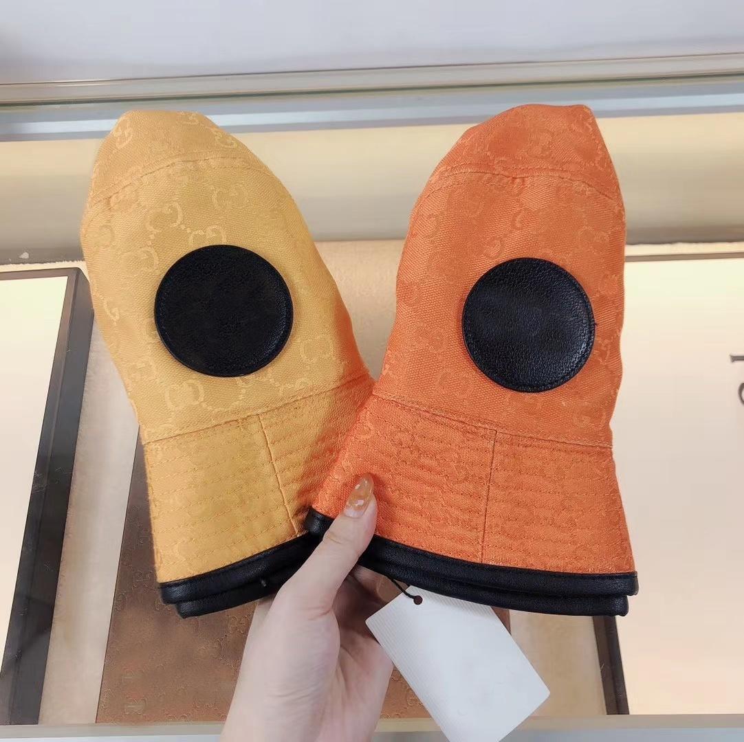 Дизайнер моды осень Рыбак мужчины и женщины Группа Hat Fashion Gold Складной Ковш Дизайнер Hat Street Snapback Спорт Мода Hat 2092503B