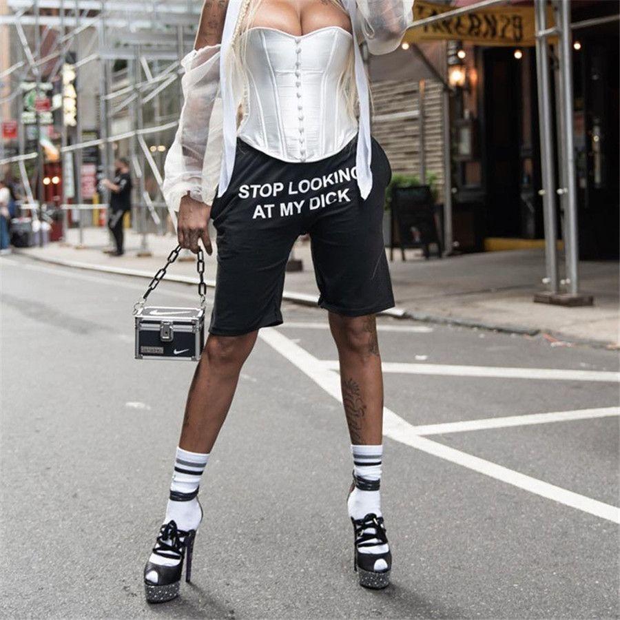 Erkekler Jeans Stretch Destroyed Ripped Tasarım Siyah Kalem Pantolon İnce Biker Pantolon Delik Jeans Streetwear Swag Pantolon # 146