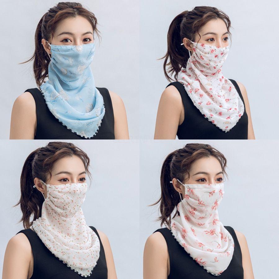 2020 Masque réglable Anti Slip oreille Poignées Crochet d'extension Quatre vitesses Masque suspendu # 641