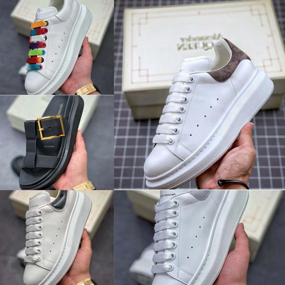 Zapatos Mcqveen Alexandere para mujeres hombres casual zapatos deportivos zapatos de moda de baloncesto zapatillas de deporte de lujo, mujeres, hombres dama 0T7I Jeab