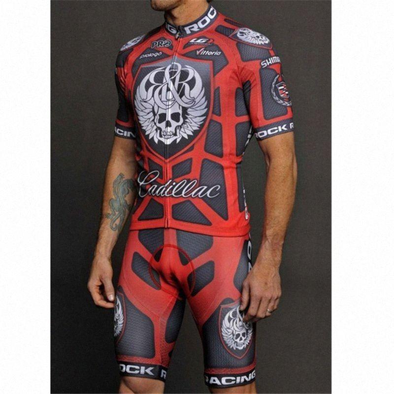 New Rock Racing Colombia Hombres Pro equipo de ciclismo Jersey completa Lycra material de Mono Mtb Roadcycling Ropa ciclismo bicicleta qnIv #