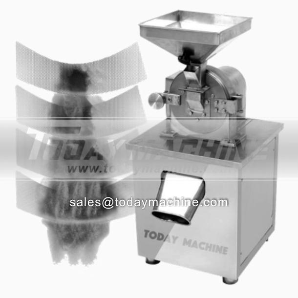 Bitki toz zerdeçal püskürtücüler makine küçük masala taşlama makinesi kurutuldu taşlama