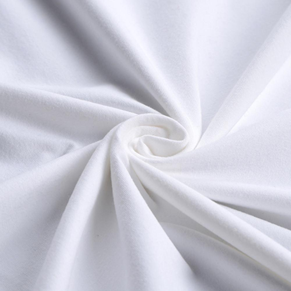 Yeni Moda Erkekler Baskı Tişörtler Gömlek Kısa Kol O Boyun Beyaz T Shirt Polyester Man'ın Serin En Giyim Günlük XS-XXXL