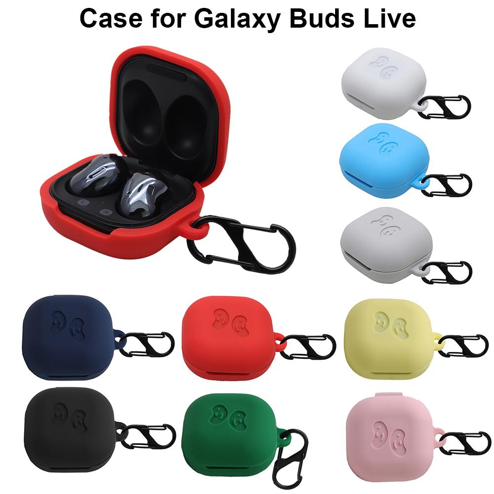 Best For Galaxy Buds Live Silicone Case For Samsung Galaxy Buds ...