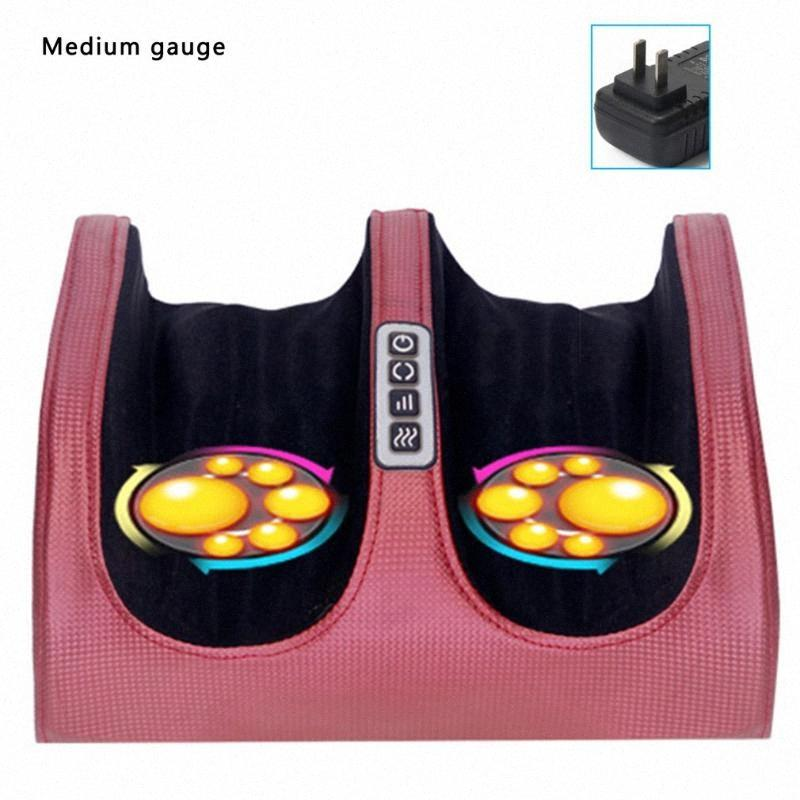 Il calore del piede di massaggio della macchina di massaggio Massaggiatore plantare Massaggiatore Leg Leg macchina TMU #