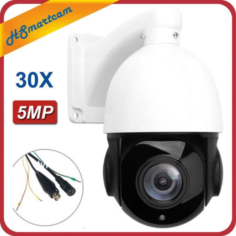 4,5 '' 30X ZOOM AHD TVI 1080P Sony 323 2,0 МП 5MP CVI PTZ Speed Dome IR камера ночного Открытый CMOS AUTO
