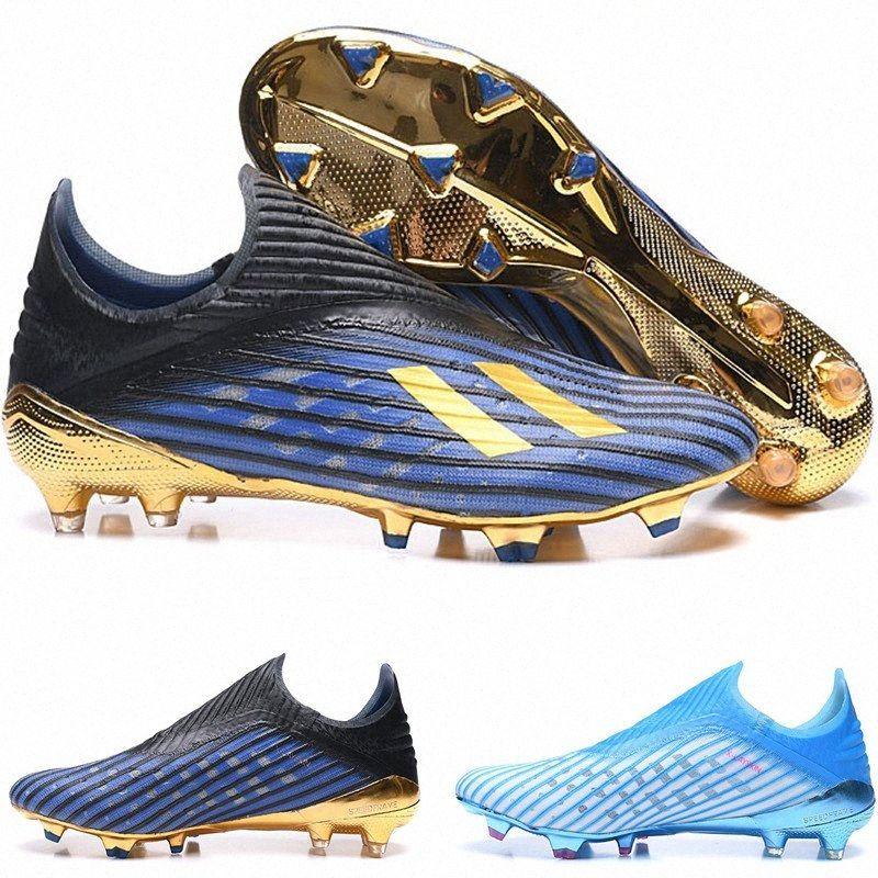 Lace Up Predator 19 Shoes + FG miúdos do futebol Inner jogo X Layskin Speedframe Low Top Crianças Juventude Junior Boys de Futebol chuteiras Botas Kust #