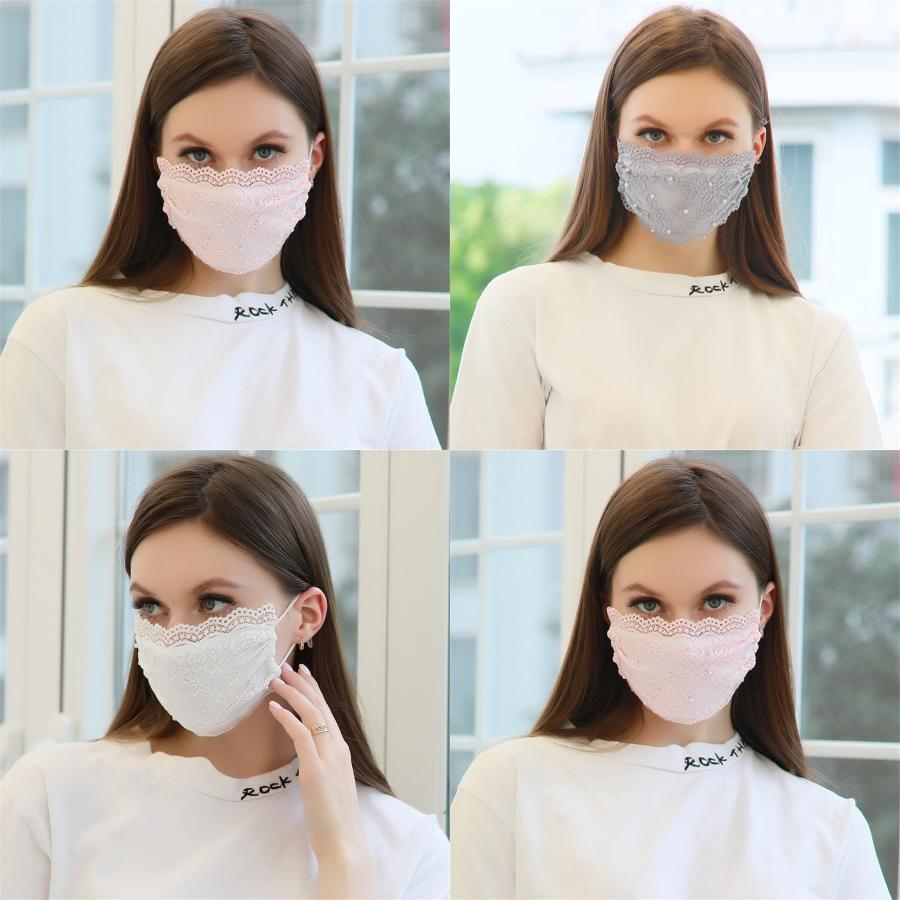 Designer Masques Prective Masque anti-poussière ultraviolet-Proof randonnée à vélo Lettre Sport Imprimer Masques bouche filles de garçon en plein air # 460
