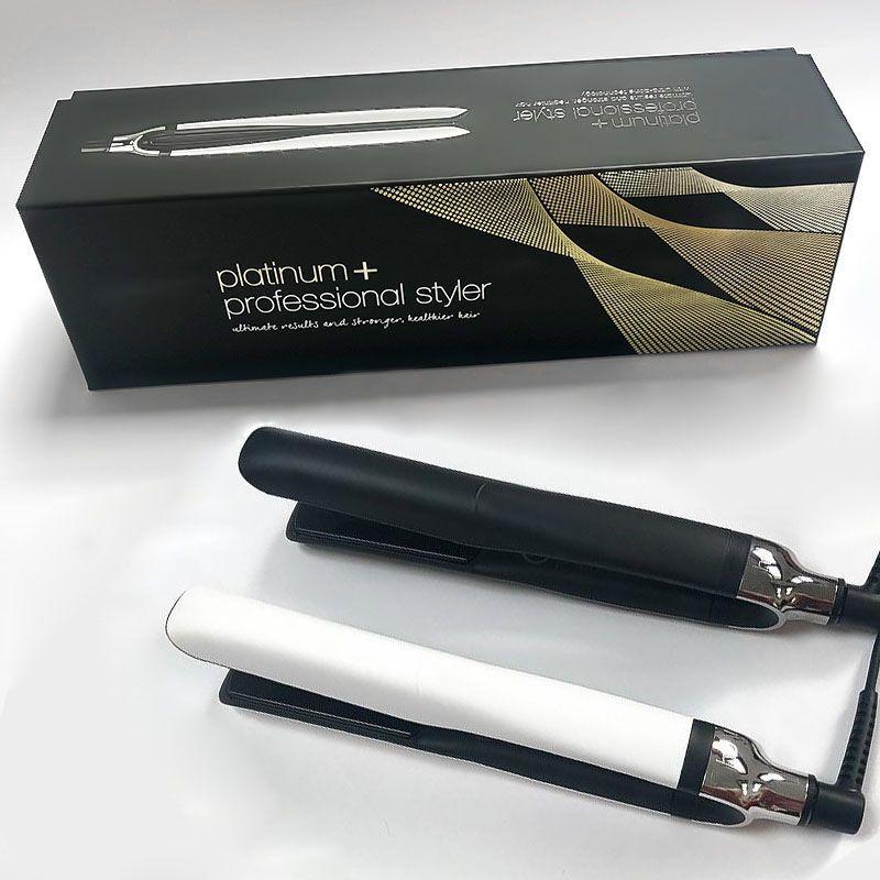 Neue Ankunft 9HD Haarglätter Platinum + Haarglätter Ceramic Flat Iron Professional Hair Styler mit guter Qualität