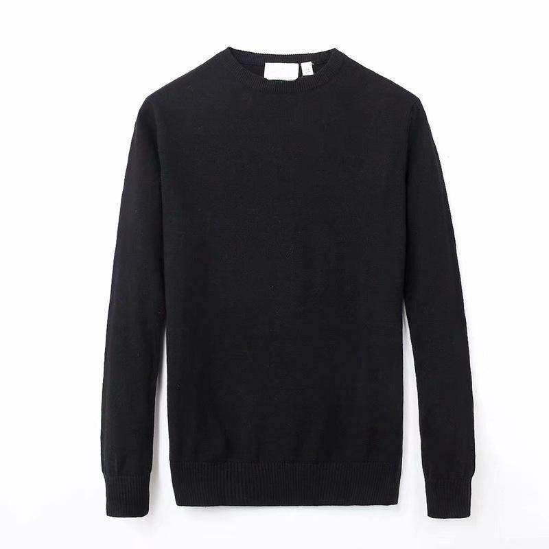Herrenkrokodil-Pullover-Stickerei Herren Twisted Nadel gestrickte Baumwolle Oansatz Pullover Pullover Cocodrilo Pullover Hohe Qualität