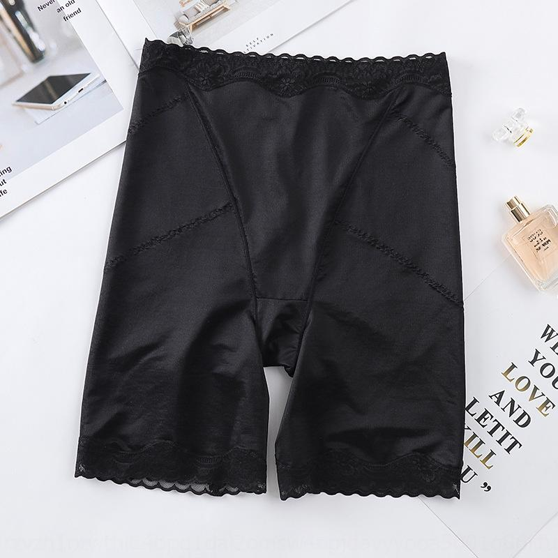 Pantalones de cintura polainas las mujeres después del parto tuck alta elevación del cuerpo pantalones de boxeador para la conformación de la cadera corsé perfila Shou wei del corsé de la ropa interior gxHxT