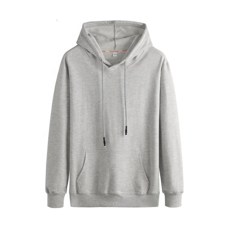 OEM-Sweatshirt aus 100% Baumwolle Langarm Individuell bedruckte Aufmaß PulloverHoodies