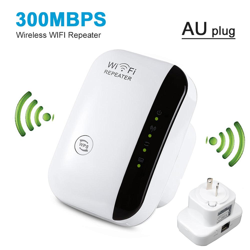 Wireless WiFi Repetidor / AP 300Mbps rede WiFi Extender Long Range Extender Access Point impulsionador do sinal