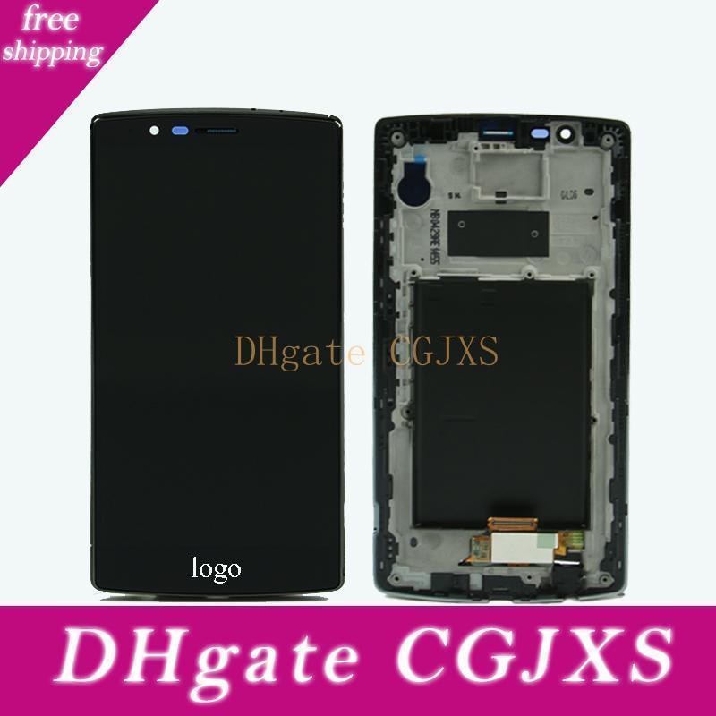 LCD per Screen Display touch large G4 H815 H810 H811 Vs986 Ls991 Us991 LCD di ricambio dell'Assemblea del convertitore analogico con la struttura
