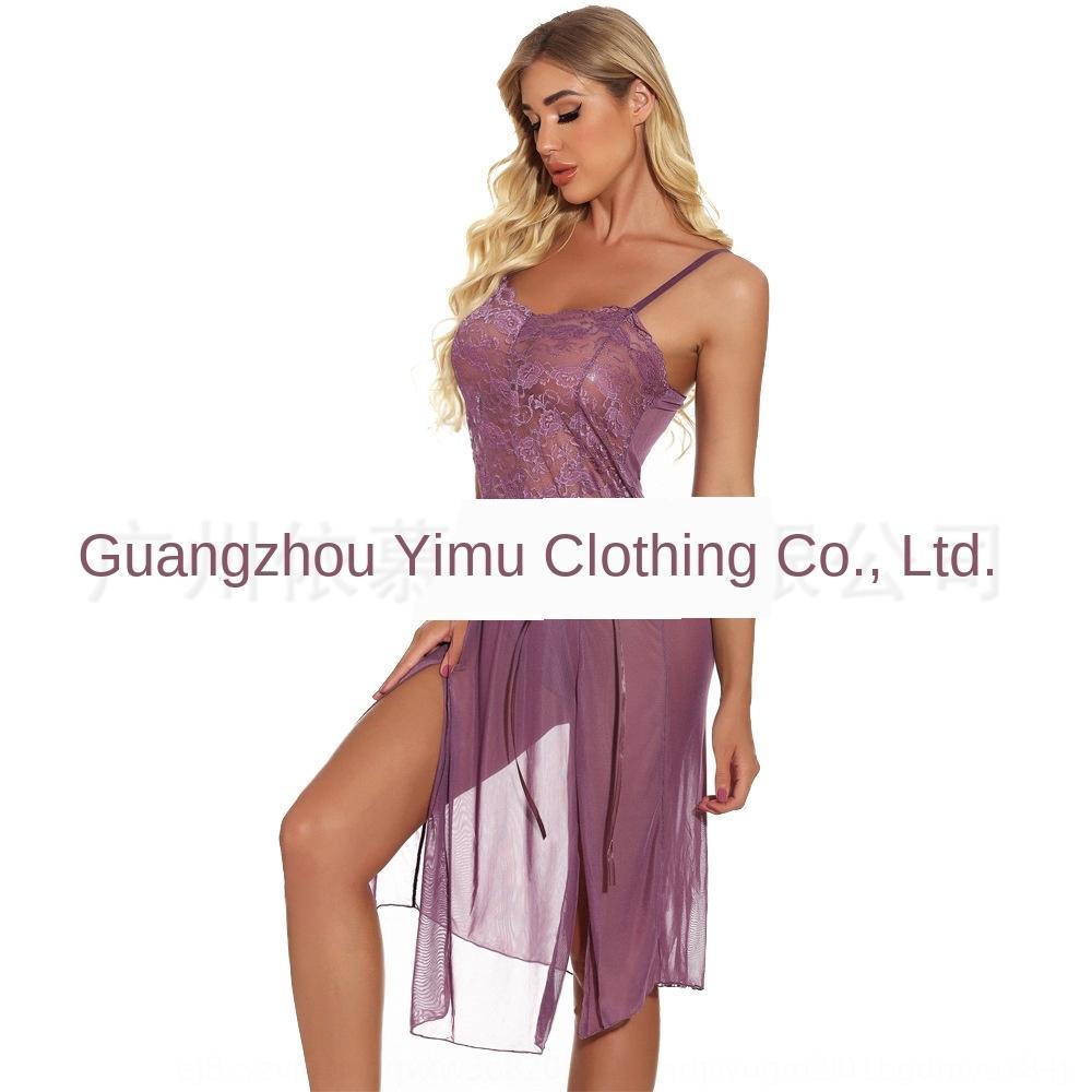 lwI1k Ekstra elbise boyut S-6XL sapan seksi egzotik askı etek sapan iç çamaşırı etek seksi dantel askı Büyük