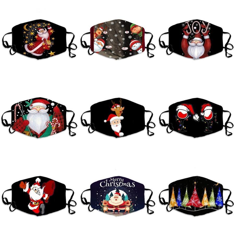 Animal Print Männer Frauen waschbare atmungsaktiv Staubdichtes Masken Anti Smog Austauschbare Prective Masken One Size # 649