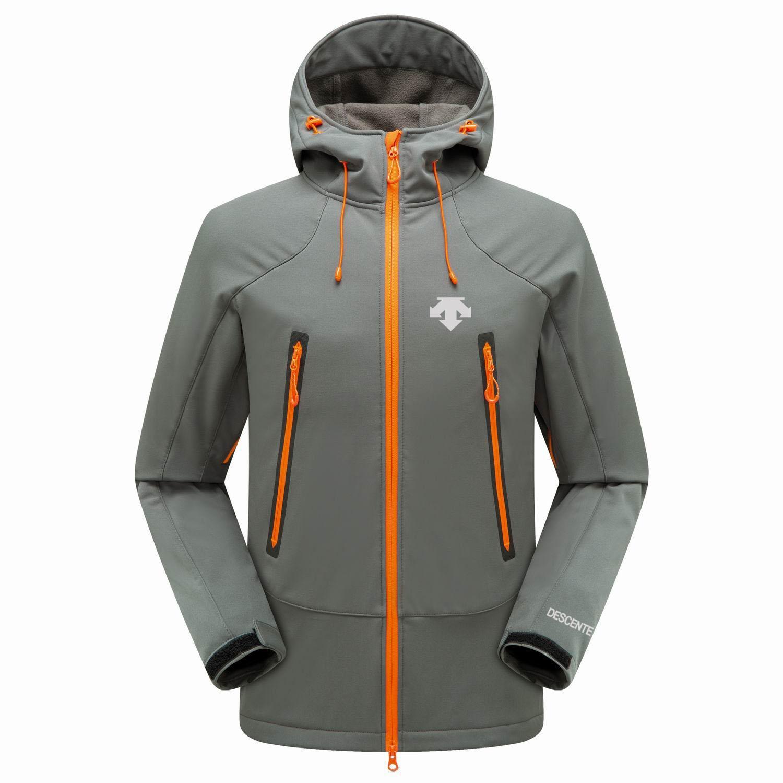 2019 nuovo The North mens DESCENTE Giacche Felpe Moda caldo casuale antivento sci Viso Cappotti All'aperto Denali Fleece Jackets 05