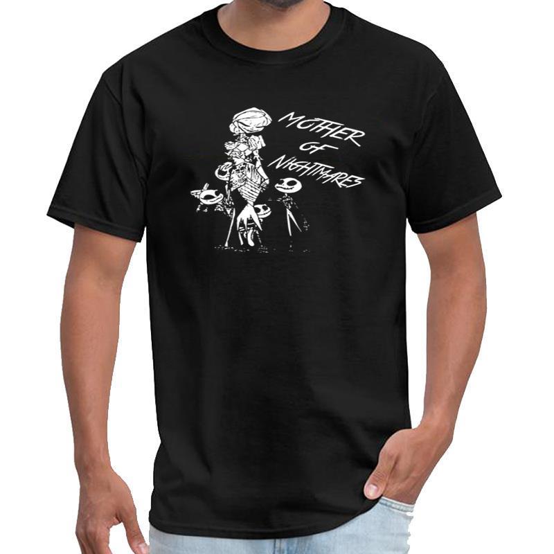 kabuslar korkutmak anne ve oğul anne uysal impalanın t gömlek kadın gömlek uzun XXXL 4XL 5XL 6XL sloganı ait Özelleştirilmiş anne
