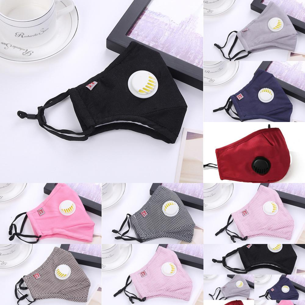 Filtre à usage unique mis en coton peut face PM2,5 charbon activé lavable masque anti-poussière BYL3SEMU