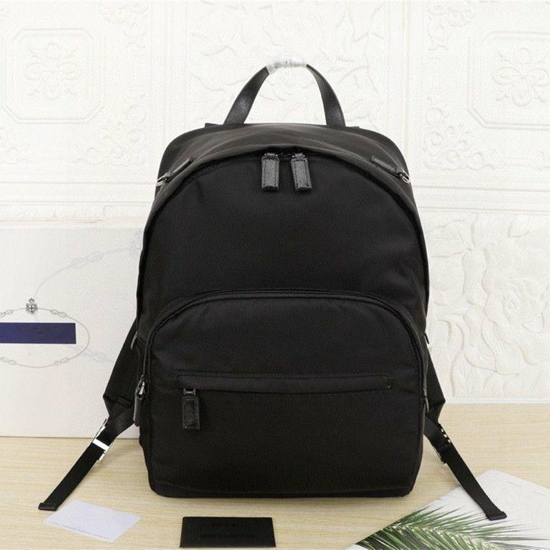 2021 Moda bolsa simples tendência mochila lazer lazer bolsa de lona simples schoolbag do estudante estilo de mochila grande capacidade para homens