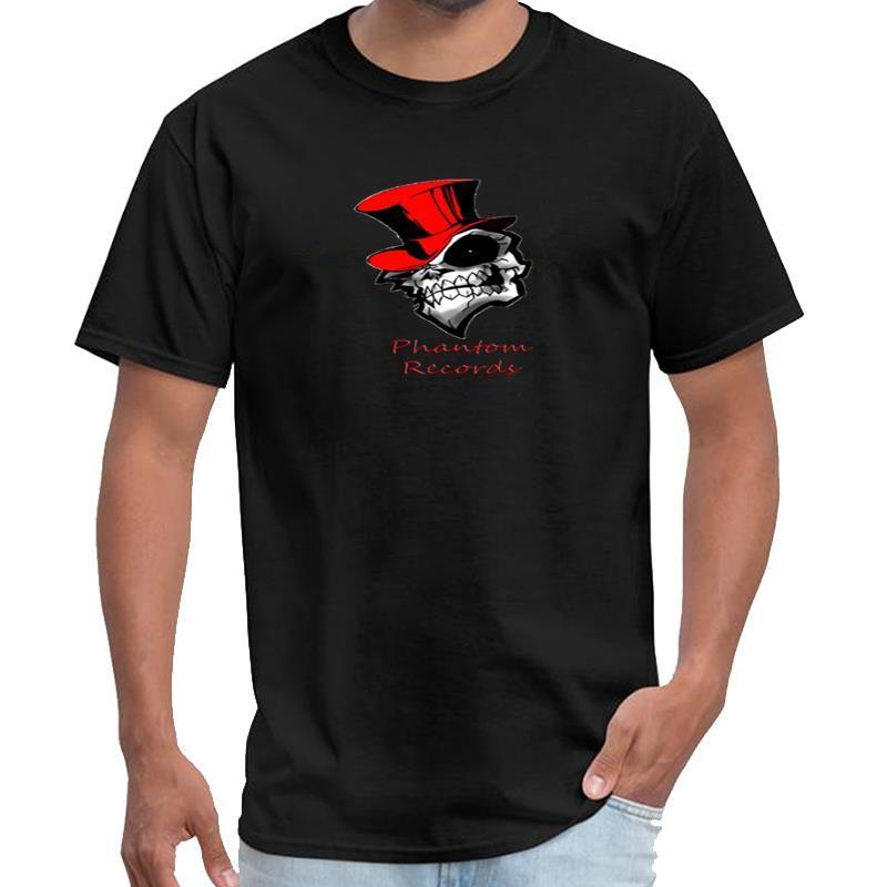 T-shirt imprimé Phantom Records LLC homme u2 t chemise 3XL 4XL 5XL tenue 6xl