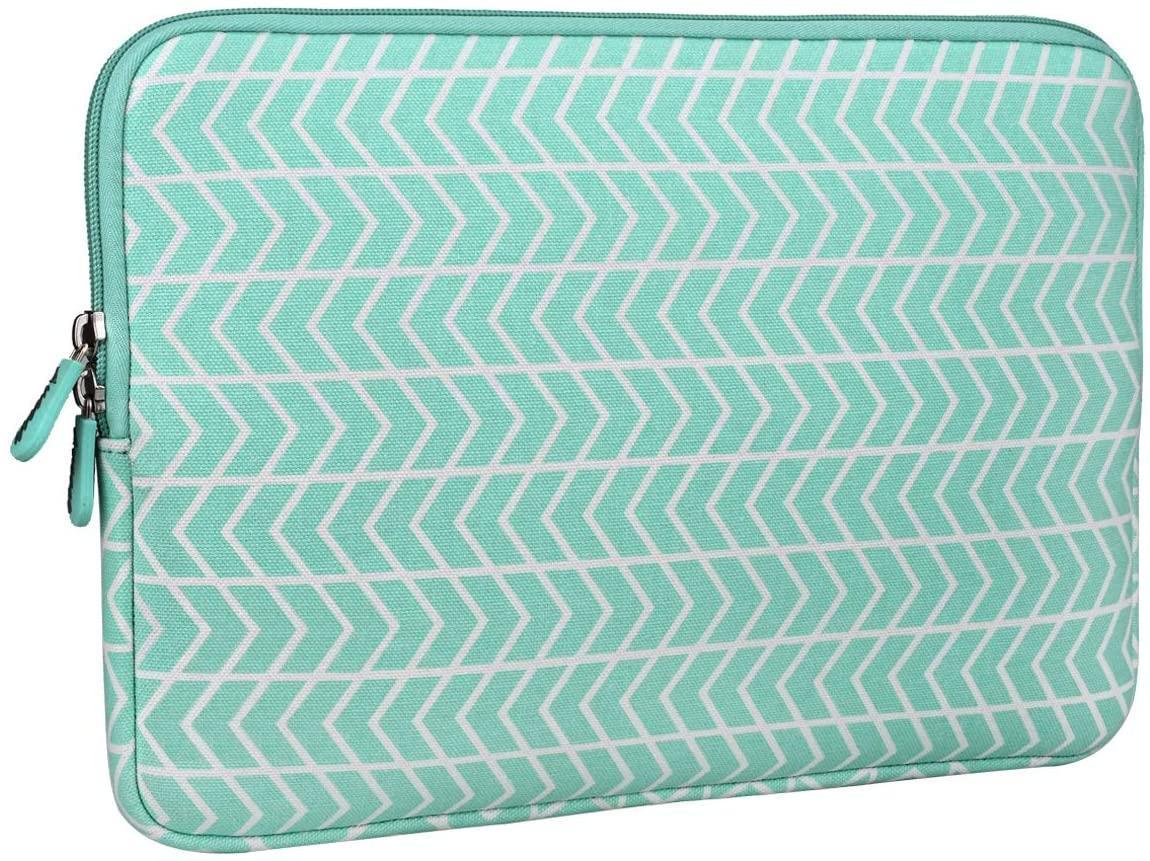 Custodia per laptop per tavoletta per notebook da 13-14 pollici, sacchetto di viaggio protettivo idrorepellente in neoprene più spesso più spesso