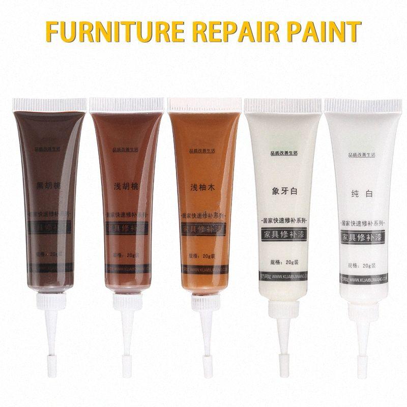 1pc Mini Madeira Móveis Touch Up Kit Madeira Móveis Pavimento zero Filler Creme Wax Para Fenda DIY Filler Remover Repair Fix ieCd #