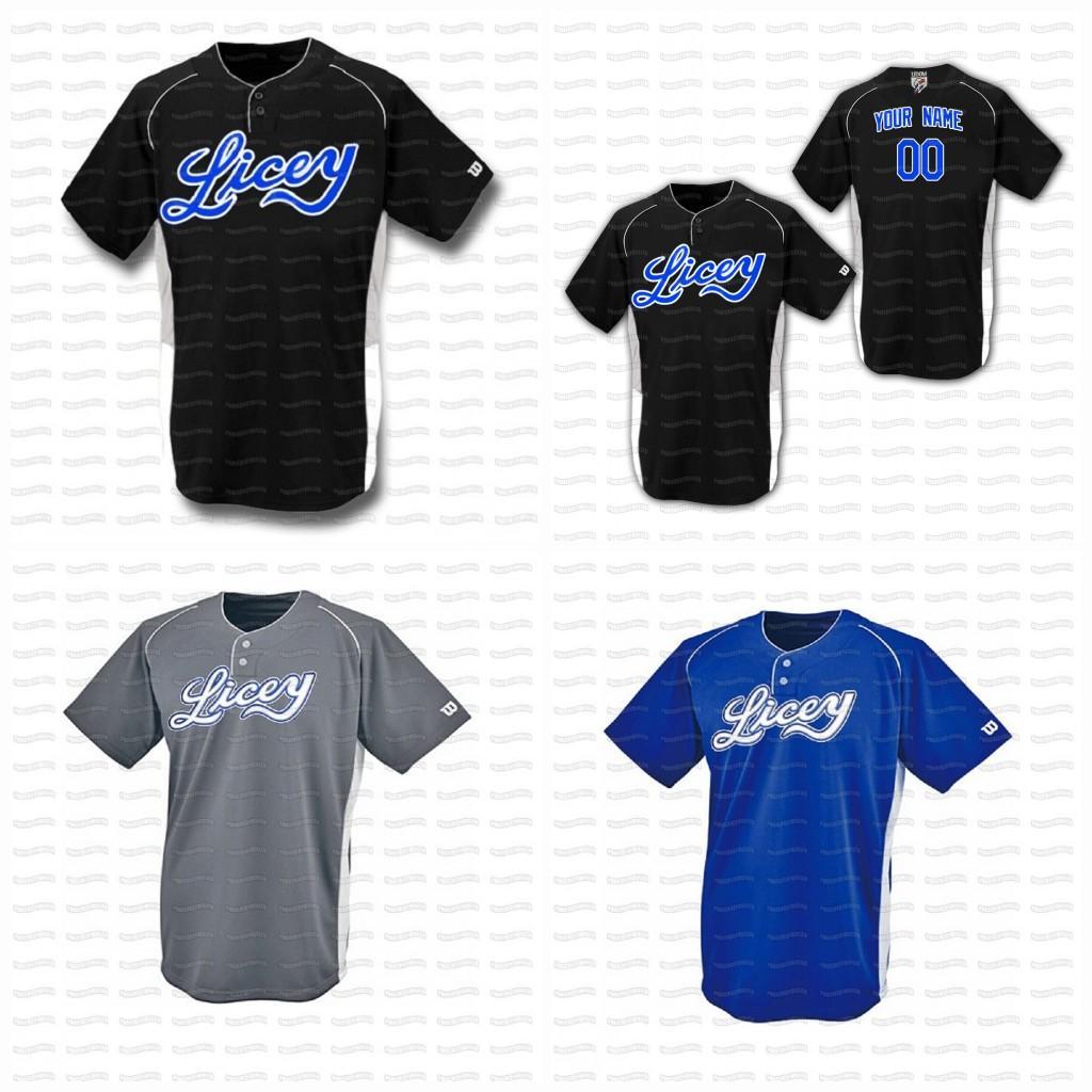 2021 TIGRES DEL LICEY DOMINICAN Team Custom Baseball ...