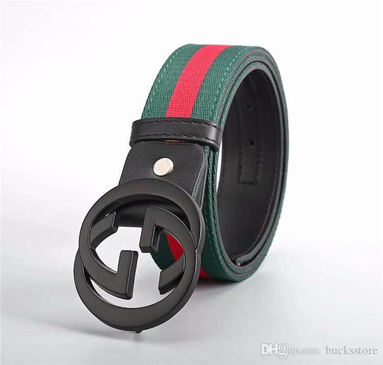 Cinturón Cinturones de lujo diseñador de las mujeres de los hombres Cinturones de cuero Cinturones de negocio patchwork 110cm serpiente grande de la abeja Negro hebilla de cinturón Cintura