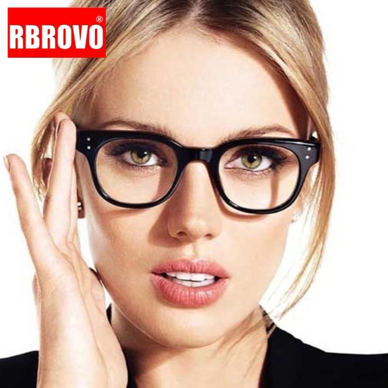 RBROVO luxo retro dos óculos de sol de alta qualidade mulheres Óculos de sol vintage mulheres marca Óculos de Espelho Feminino