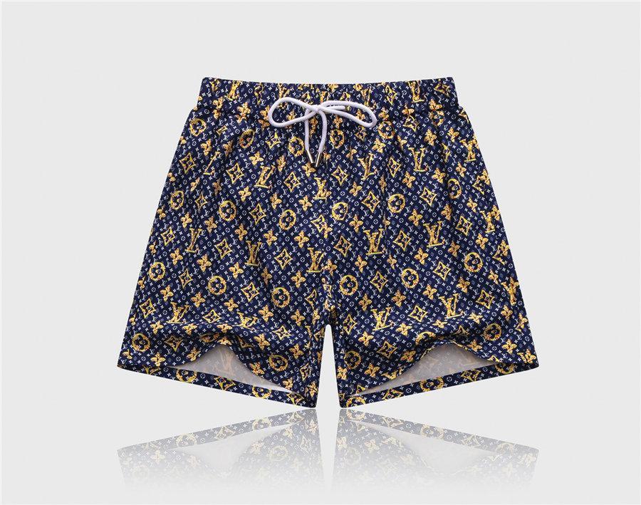 SummerMens Designer Mens Verão respirável calções Ginásio Sports executando calças curtas casuais