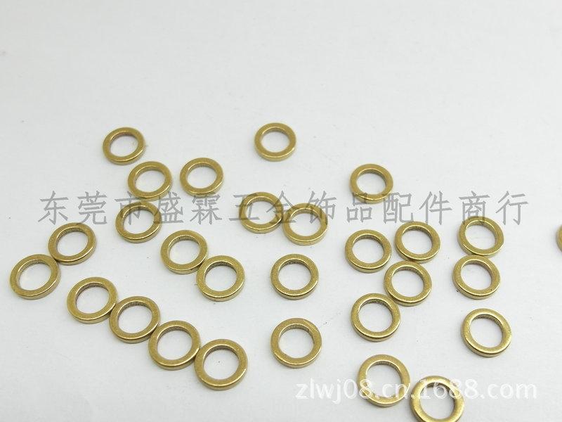 Wide liscio rame dell'anello tubo anello tubo di rame liscio