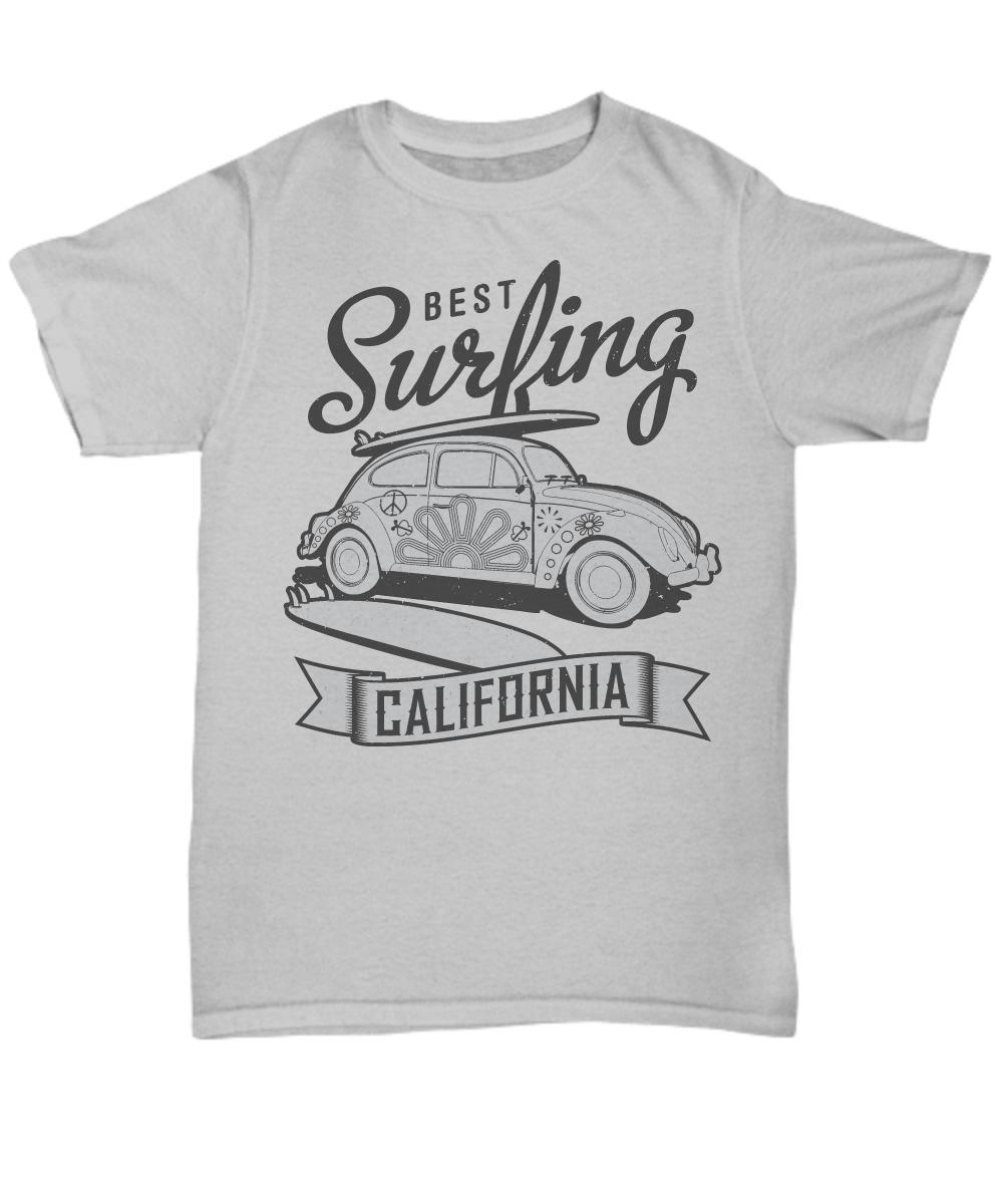 2020 моды hotbest surfings калифорнии - графические футболки - унисекс teetee рубашка