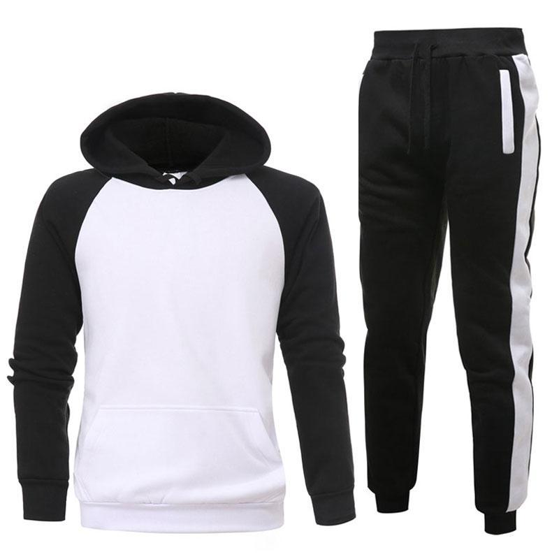 Großhandelsmens-Pullover und Sweatshirts Sweat Suit Marke Bekleidung Herren Trainingsanzüge Jacken Sport Sets Jogginganzüge Hoodies