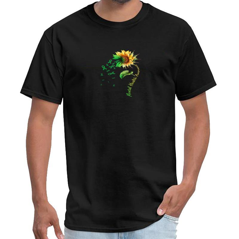 Nettes Gesundheits-Bewusstsein Sonnenblume-Hemd Tame Impala-Shirt-Kind t kurzes T-Shirt große Größe s ~ 5xL Outfit