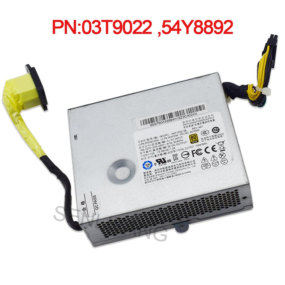 03T9022 FRU 54y8892 عن الأصل HKF1502-3B HK1502-3B APA005 FSP150-20AI 150W امدادات الطاقة لS510 S710 S720 S560 M71z M72z