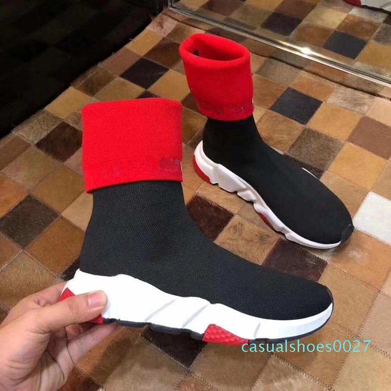 2fashion tasarımcı Ayakkabı Hız Ayakkabı Bayan çizmeler Spor ayakkabıları ayakkabı tasarımcısı Eğitici ler Çorap yarışı Koşucular siyah Ayakkabı erkek kadın sho fz18080201 C27