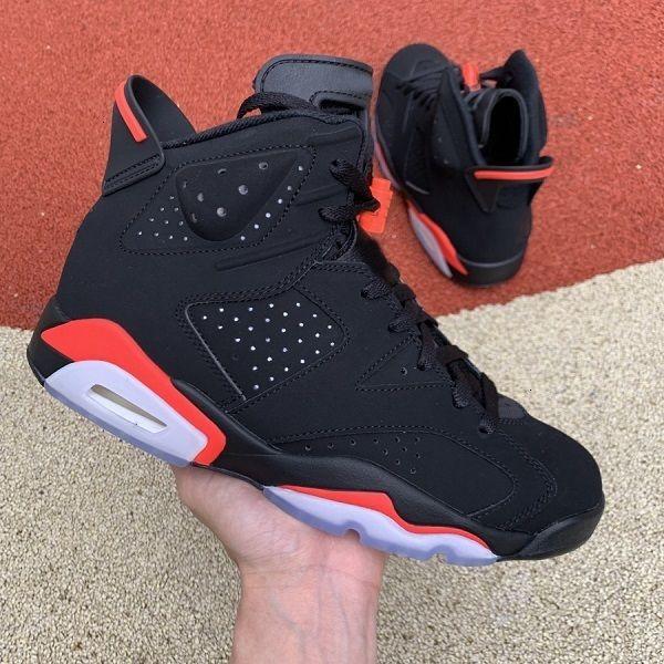 6 Travis Mens 2020 Scotts Yeni Hare Siyah Kızılötesi Basketbol Ayakkabı UNC JSP Tinker Silver 6s Retroes DMP Carmine Flint Grey Sneakers Yansıtan