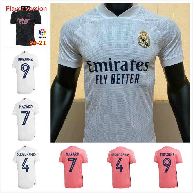 2020 Player Version 2020 2021 Real Madrid HAZARD Soccer ...