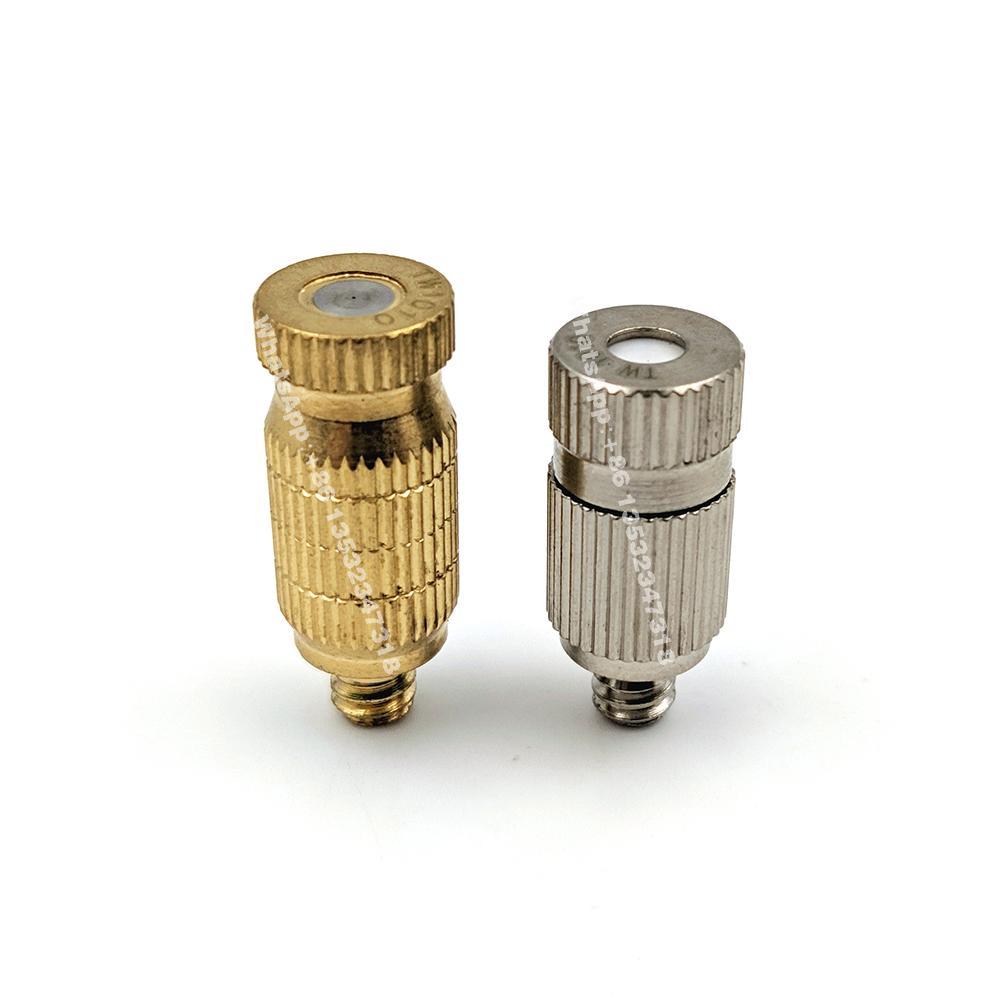 YS Anti Drip Nevoeiro Bocal de pulverizador de água do bocal de nebulização de alta pressão Micro Fog Machine Bico