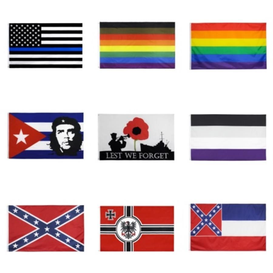 Großhandel Fabrik-Preis 90 * 150cm Freiheit oder Tod Schwarz tritt nicht auf mich Tee-Party-Klapperschlange Gadsden-Flagge # 121