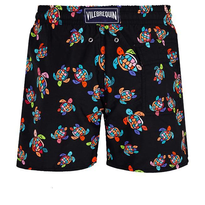 MEN SWIMWEAR HERRINGBONES Vilebrequin TURTLES الجديدة عارضة الصيف السراويل أزياء الرجال نمط الرجال السراويل السراويل الشاطئ برمودا 028