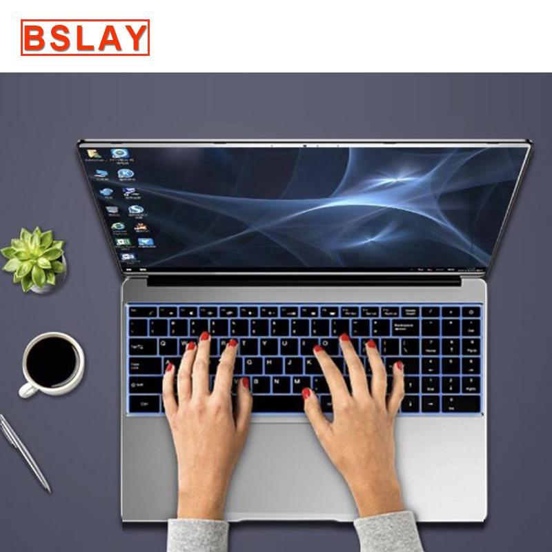 15,6 polegadas com 12g ram 128g 256g 512g 1TB SSD teclado backlit 1920 * 1080 IPS FHD tela laptop computador