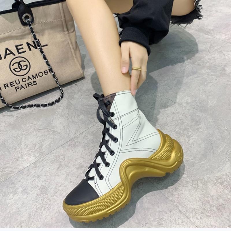 2020TP nuevo sitio web oficial también dio a conocer calcetines de moda casual zapatos, botas casuales al aire libre, entrega rápida de las mujeres de lujo