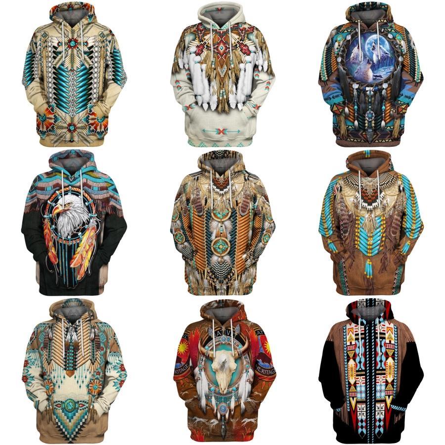 Stili di abbigliamento di moda del progettista del Mens pullover con cappuccio Hiphop Via oversize con cappuccio Coppie casuale di corrispondenza # 928