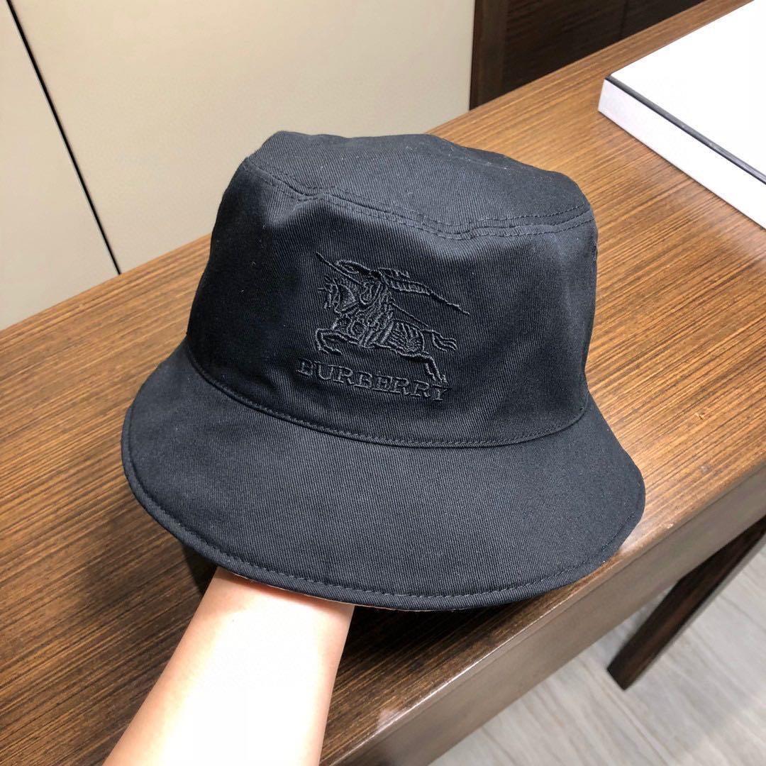 عالية الجودة الفاخرة الجملة الصيف SunBucket هات حماية الصيد العلامة التجارية خطابات اللون النقي بوب Boonie دلو القبعات الصيف القبعات P28